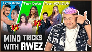 Mind Tricks Competition | Team Darbar vs Team Kissa vs Team Mirajkar