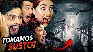 JOGAMOS UM NOVO JOGO DE TERROR! LAYERS OF FEAR 2!
