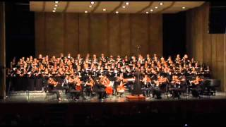 UCLA University Chorus: The Rhythm of Life, Rebecca Lord