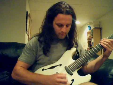 Ron Thal's Sweep Picking Exercise (demonstrated by Gianmarc)