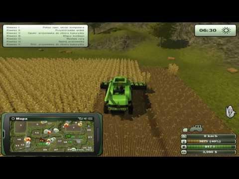 Zagrajmy w Farming Simulator 2013 na multiplayer #22 Buraki i kakuridzu czyli kukurydza :D