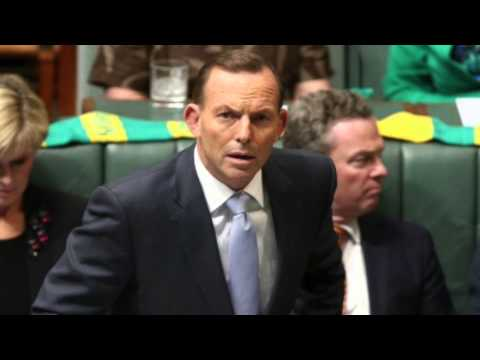 A Tribute to Tony Abbott