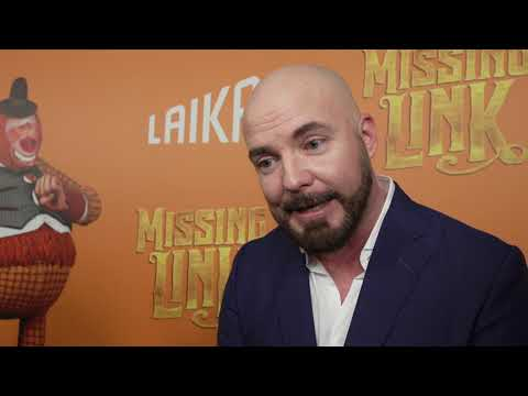 Chris Butler - Writer/Director At Missing Link Premiere