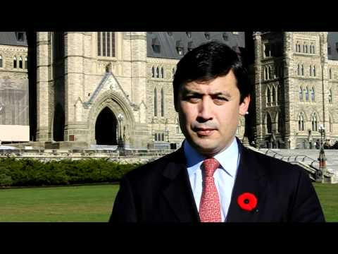 how to support michael chong