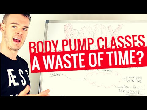 Are Body Pump Classes A Waste Of Time?