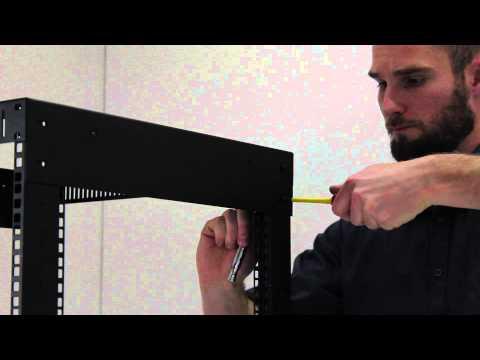 "R8200 Rack Assembly Guide | 19"" Racking"