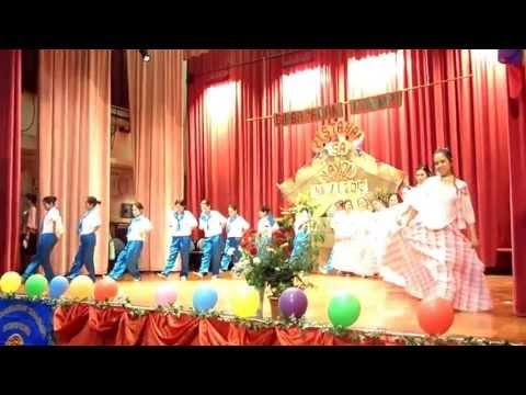 Polka Sa Nayon (kammpi Dancers) video