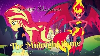 "Legends of Evefree  - ""The Midnight in Me"" (Sunset Shimmer Version)"