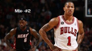 Derrick 'MvP' Rose - All Of The Lights -- Mix #2