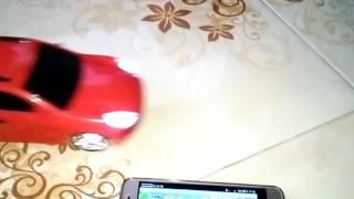 RC Mobil Car via Bluetooth Smartphone with Arduino Uno