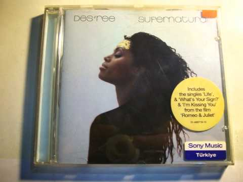 Desree - Innocent & Naive