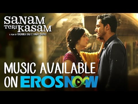 Enjoy 'Sanam Teri Kasam' Only On The Eros Now App! | Himesh Reshammiya