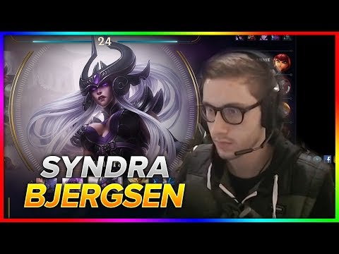 721. Bjergsen - Syndra vs Annie - S8 Patch 8.19 - NA Challenger - September 29th, 2018