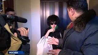 Цискаридзе сбежал от журналистов. Вести 24