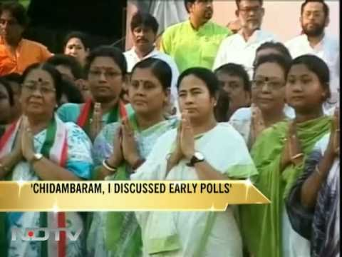 Now, Mamata says Bengal polls in October