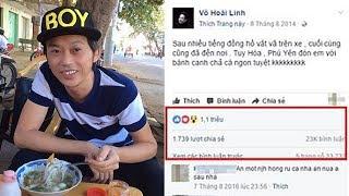 """Ngắm qua những bức ảnh """"triệu like"""" của danh hài Hoài Linh..xứng danh NS quyền lực nhất Vbiz"""
