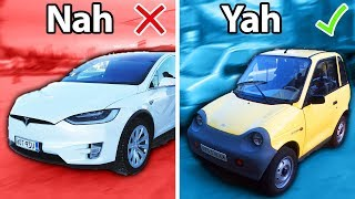 5 Electric Cars You Can Actually Afford!! ⚡