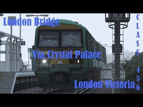 TS2015 | London South Network - London Bridge - London Victoria via Crystal Palace