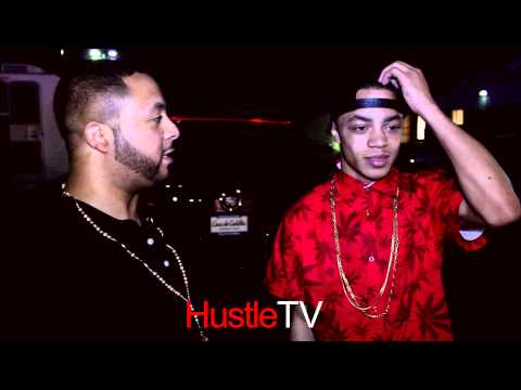 Legacy [New Boyz] Exclusive HustleTV Interview