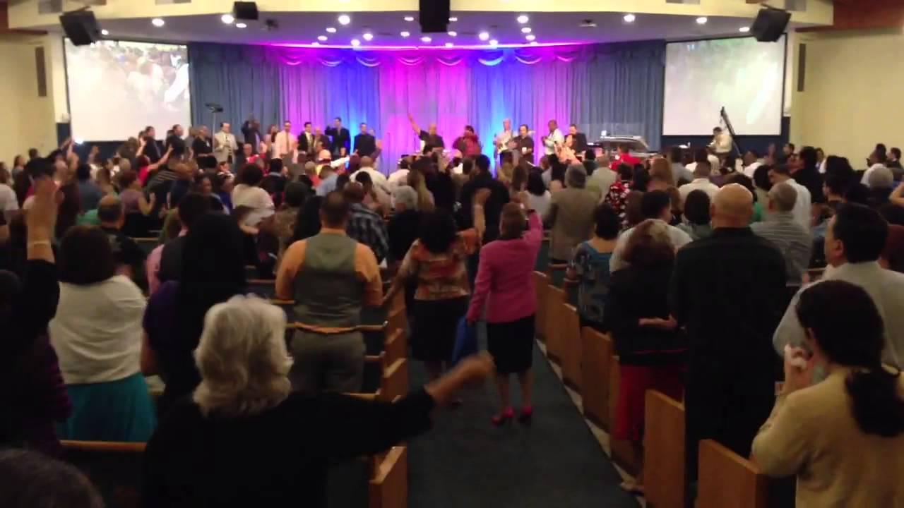 iglesia dios pentecostal: