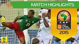 Can 2015 | Poule D - Cameroun 1-1 Guinée
