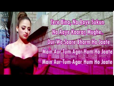 Dard Dilo ke Kam Ho Jaate Main Aur Tum Agar Hum Ho Jaate Full...