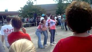 Lenoir Comm. College Fall Fest Booty Shaking Contest