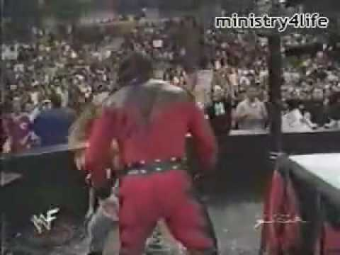 Kane Removes Mask And Its The Undertaker video