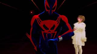 Spider-Man:  Into the Spider-Verse Hilarious End Credits Scene