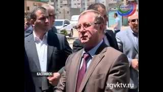 Сергей Степашин и Константин Цицин посетили с рабочим визитом Республику Дагестан