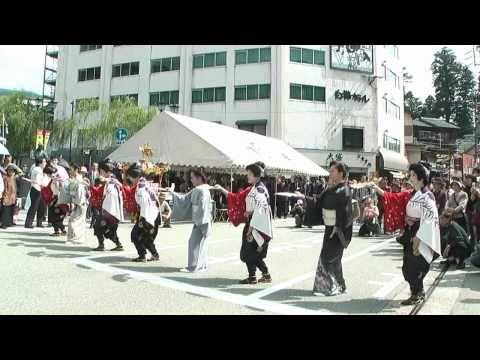 下呂市 ~下呂温泉神社例祭~