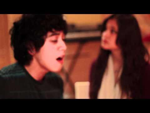 Thunder (Ft. Mitchell Grey) - Boys Like Girls (Acoustic Cover)