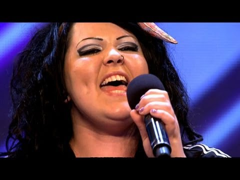 Jade Richards Audition - The X Factor 2011 - Itv xfactor video