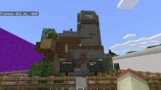 Julex P Minecraft ASOUE Count Olaf