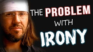 David Foster Wallace - The Problem with Irony