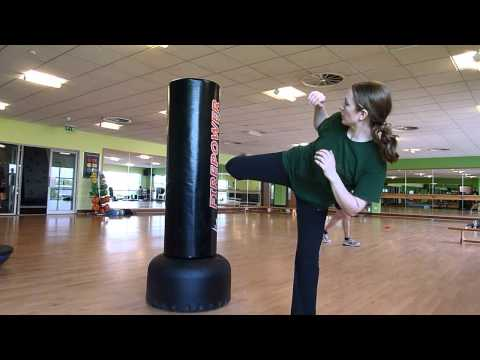 Savate - Fouetté Kicking Drill Image 1