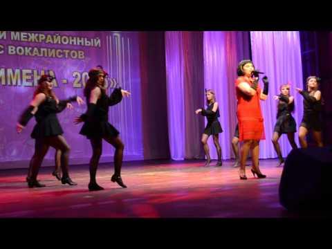 Лапина Ирина - Кабаре -2015 - Кулебаки. Дворец Культуры им. Дубровских