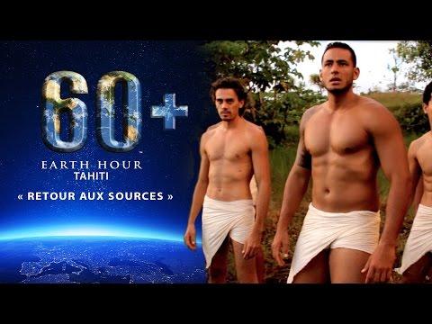 Teaser Earth Hour Tahiti 2015