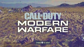Official Call of Duty Modern Warfare Multiplayer Menu Music (Modern Warfare Menu Theme Song Full)