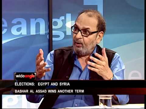 Wide Angle: Elections: Egypt & Syria (Part 1)