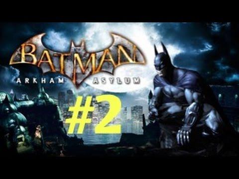 Batman: arkham asylum - #2 que hombre tan feo!! - ELMEGANFOX12