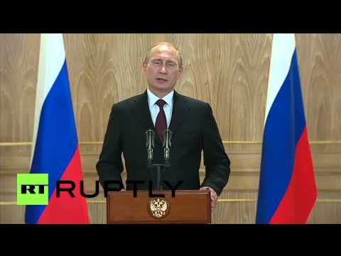 Italy: 'We've agreed to Ukraine gas delivery terms' - Putin