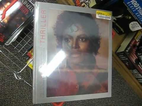 Michael Jackson - Thriller (Книга)
