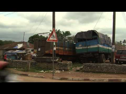 Osman - Travel from Freetown to Monrovia