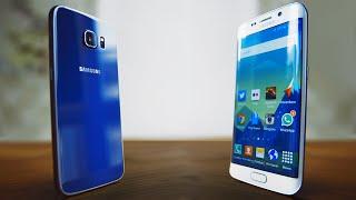 Подробный обзор Galaxy S6 и S6 Edge — сравнение