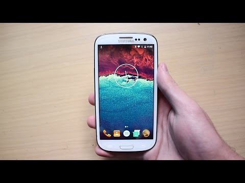 Android 6.0 Marshmallow AOSP ROM on Samsung Galaxy S3 GT-I9300 Review