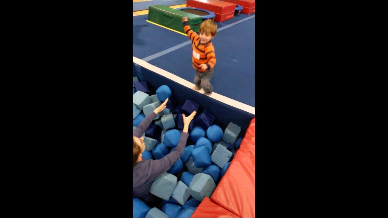 Gymnastic Ball Gymnastics Ball Pit