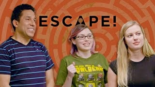 Welcome... to DINOSAUR PARK! (Escape w/ Janet Varney)