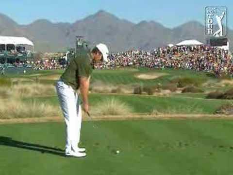 Aaron Baddeley Stack Tilt Swing Aaron Baddeley Golf Swing