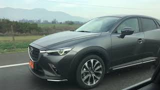 Facelift Mazda CX-3 Chile